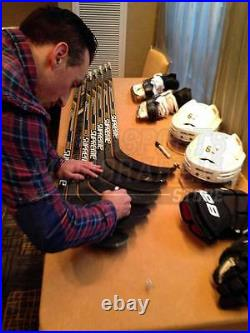 Brad Marchand Boston Bruins Signed Autographed Game Warrior Stick